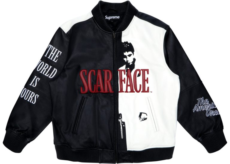 scarface leather