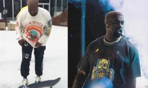 Kanye West XXXTentacion Yeezy MErch
