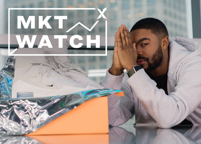 StockX MKT Watch: Laser 4s Brick, Paris Fashion Week & Ben Baller Bids