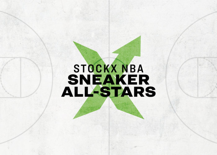 StockX NBA Sneaker All-Stars