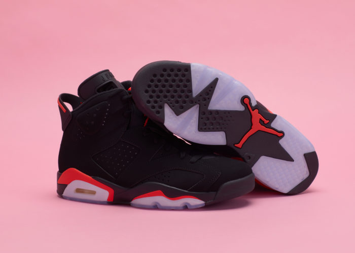 Jordan 6 Black Infrared - By The Numbers