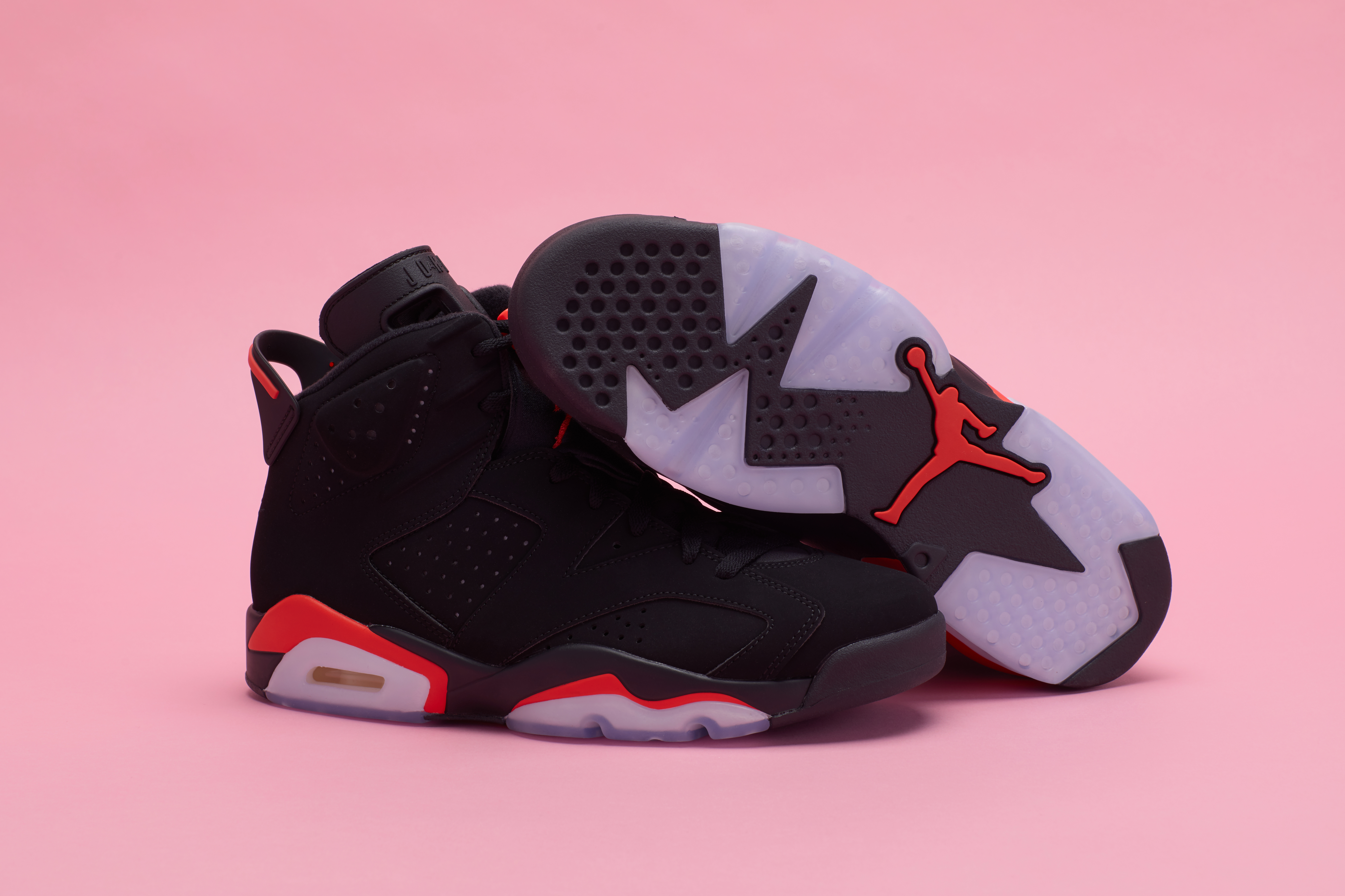 bf1f6d378ab Jordan 6 Black Infrared - By The Numbers - StockX News