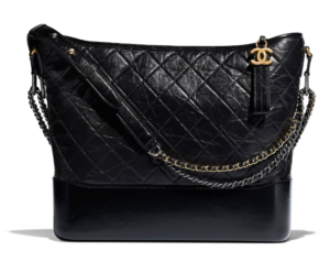 7223c2df5874 The Gabrielle bag is Lagerfeld's homage to Gabrielle Chanel herself. The  design launched during the Chanel ready-to-wear SS17 show and the  inspiration ...