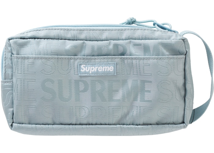 Supreme Cordura Organizer Pouch Color Ice SS19