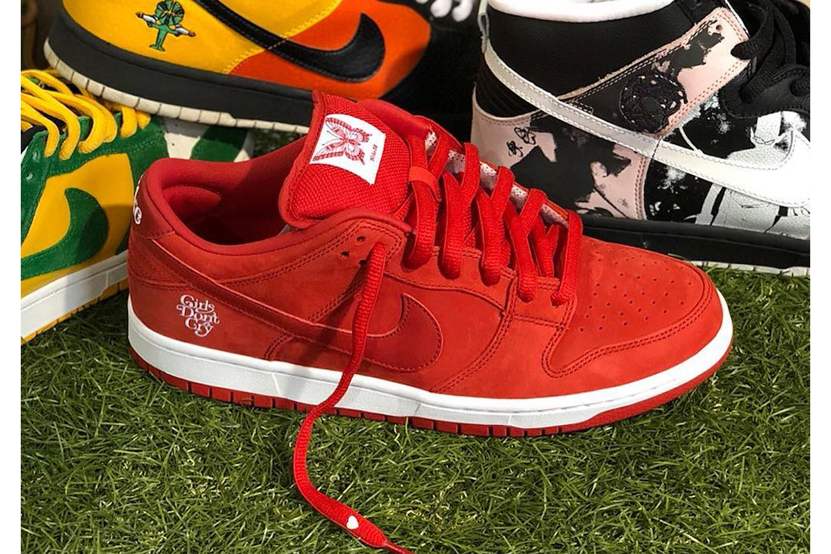 9f44b3b90ebcd0 Nike has gone back to the roots of what made SB such a meaningful  silhouette  collaborating with artists