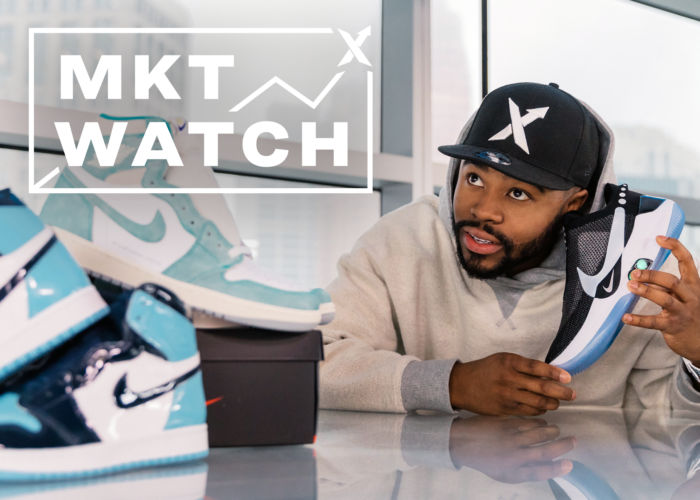 StockX MKT Watch: Women 1s Rule, Supreme Spring Returns & Salt Bae Back