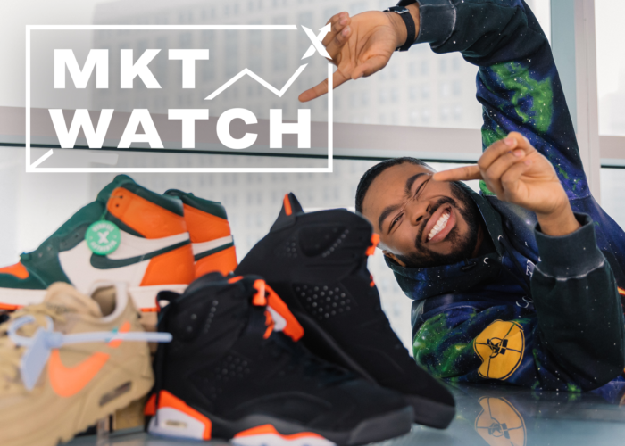 StockX MKT Watch: Travis Scott Shocks, The Mids Mystery, and Jordan 6 Infrared Returns