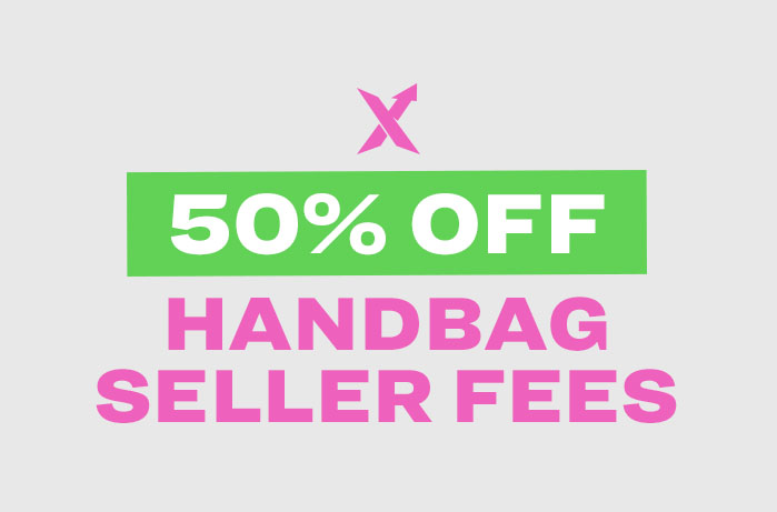 Spring Clean your Closet With 50% Off Bag Seller Fees!