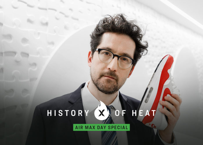 History of Heat Episode 01: Air Max Day Special