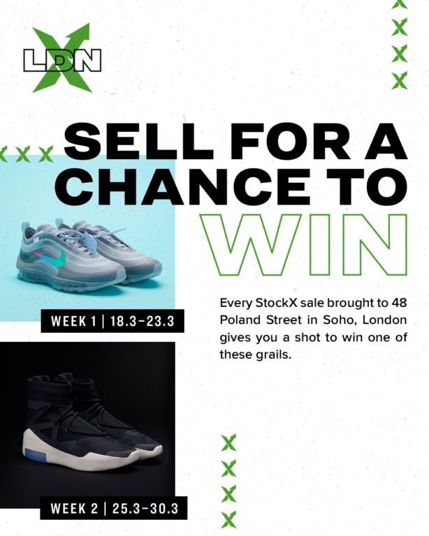 The StockX London Drop-Off: Keep or