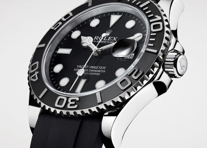 Rolex Introduces New Yacht-Master 42 On Oysterflex