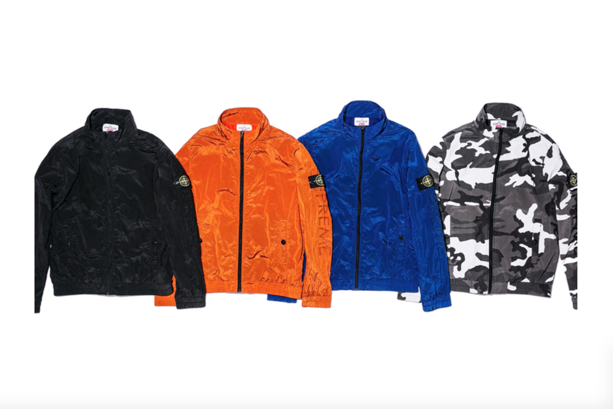 b8a265ad Just under a year after their 2015 Spring/ Summer collaboration, Supreme  and Stone Island teamed up yet again. As is customary of Supreme  collaborations, ...