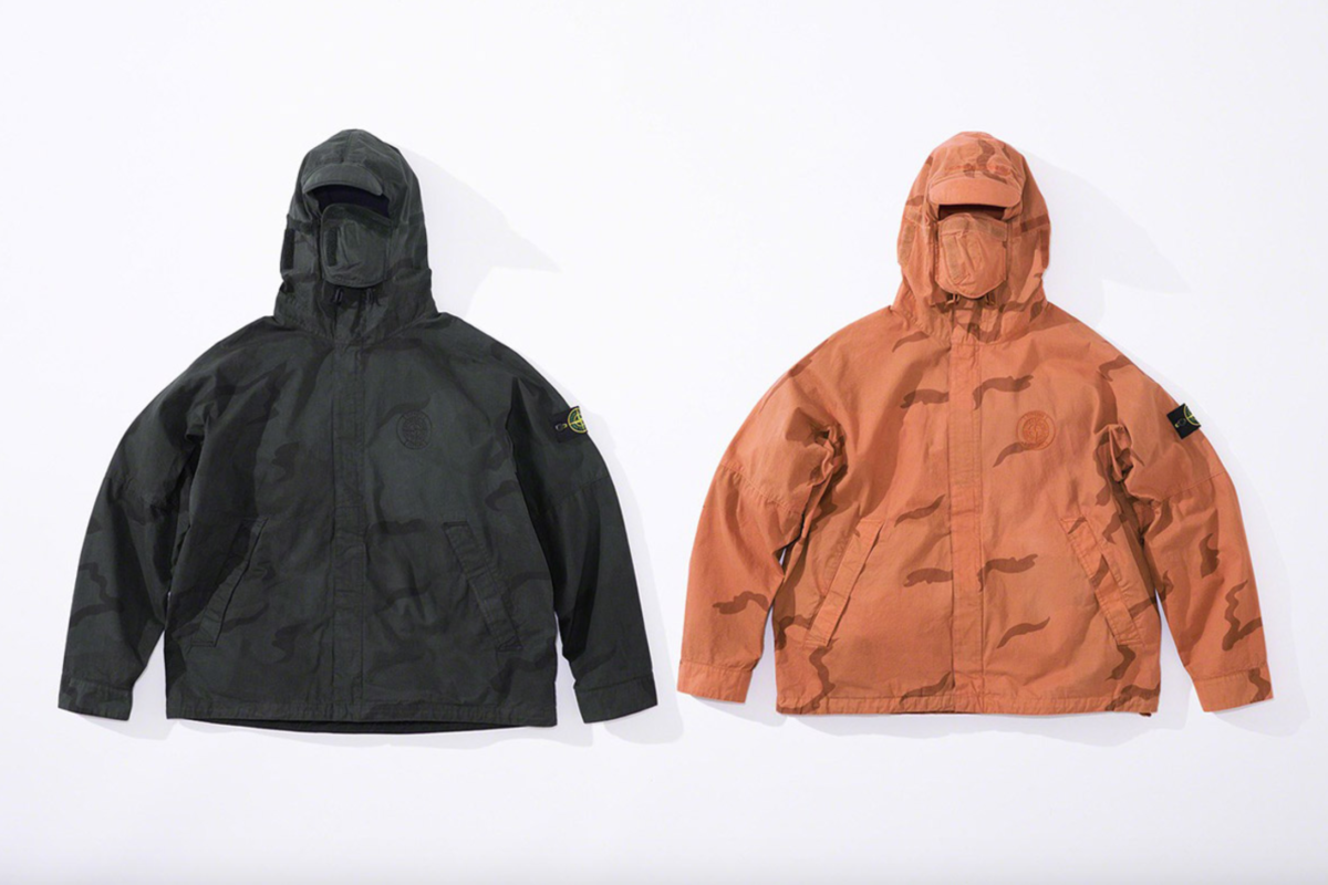 0c3b61c4df5a4 Supreme x Stone Island: A History Of Collaboration - StockX News