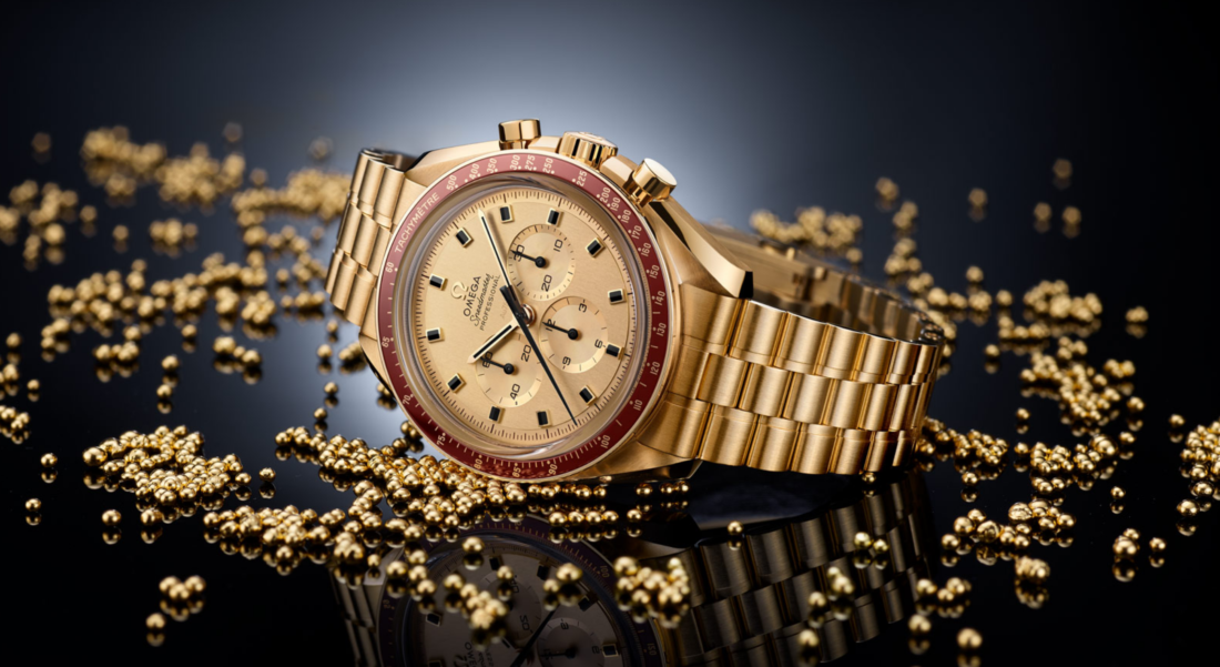 Omega Reveals Limited Edition Speedmaster Apollo 11 Anniversary