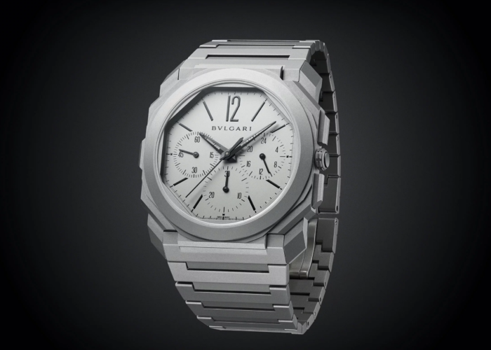 Bulgari Flexes With Octo Finissimo Chronograph GMT Automatic