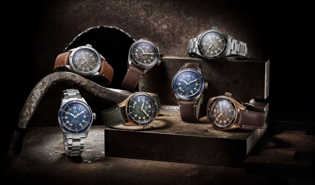 TAG Heuer Drops New Line of Autavia Watches In Isograph
