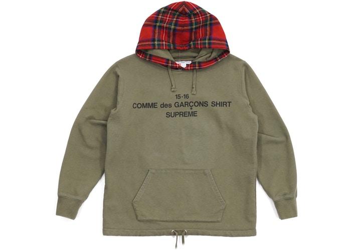 cdg hoodie