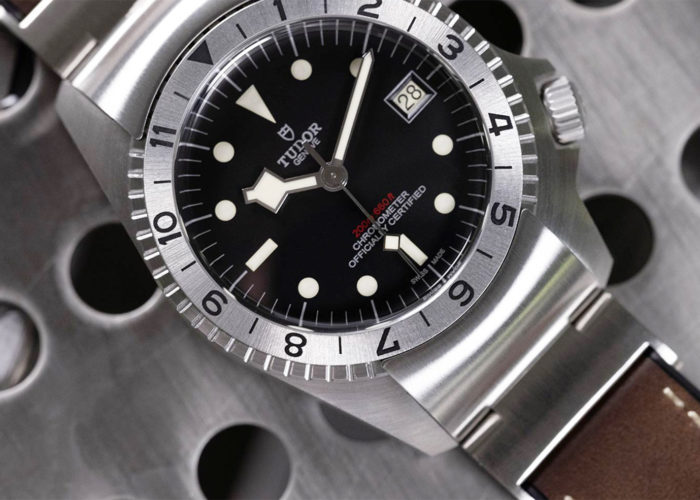 Tudor Introduces All-New P01