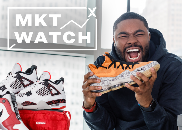StockX MKT Watch: Jordan Slip Success, Tri-Ferg Flop, and Yeezy Inertia