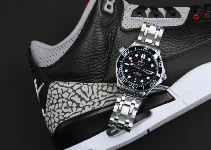 Fresh Set: Watch and Sneaker Personalities