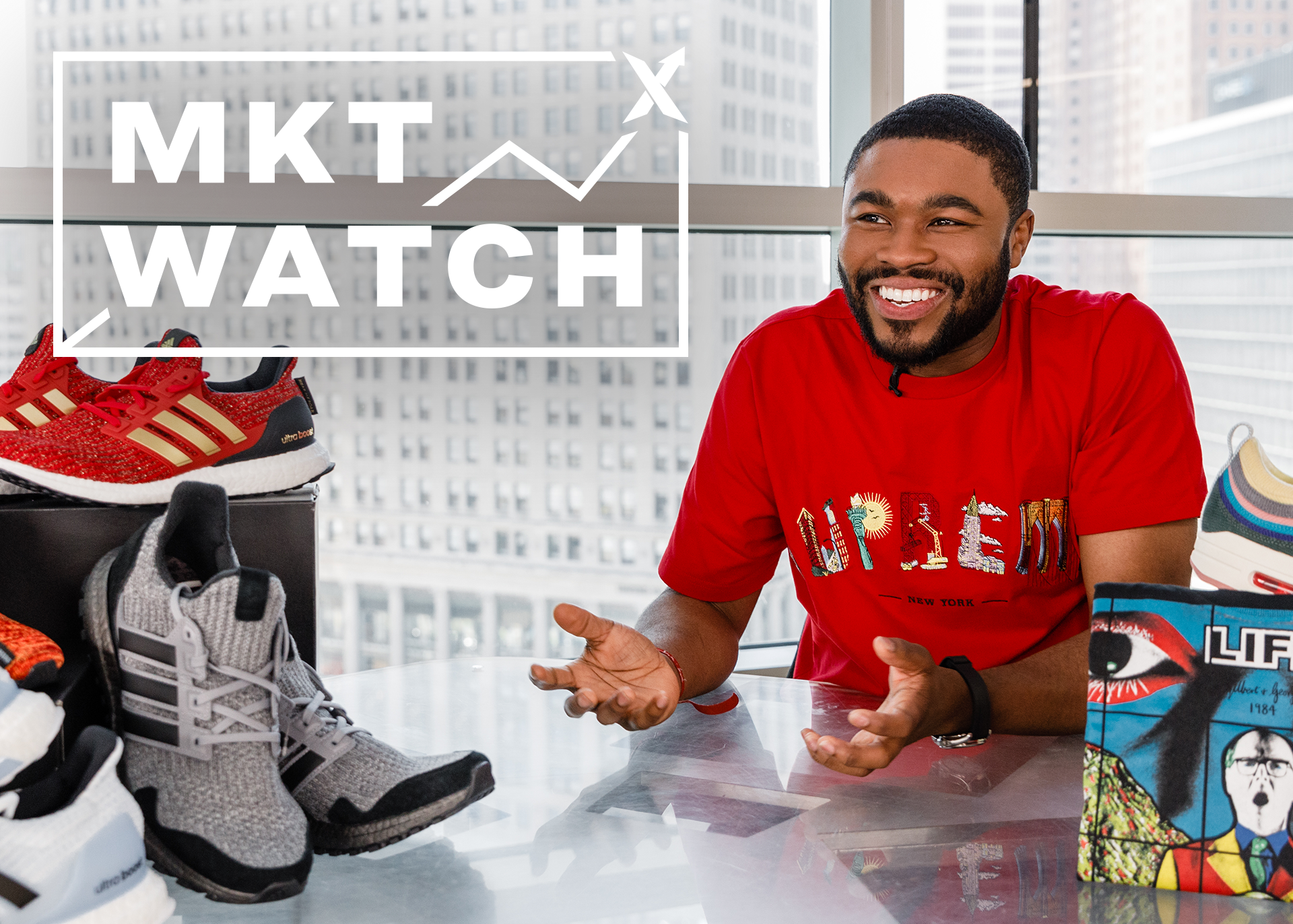 StockX MKT Watch: Ultra Boost Takes the