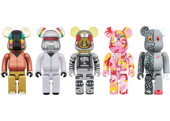 The Top 5 Bearbricks Available on StockX