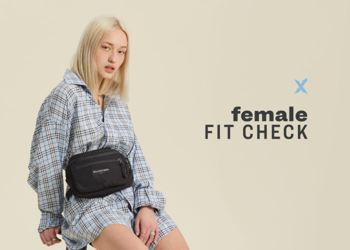 Female Fit-Check: On-the-go Bags