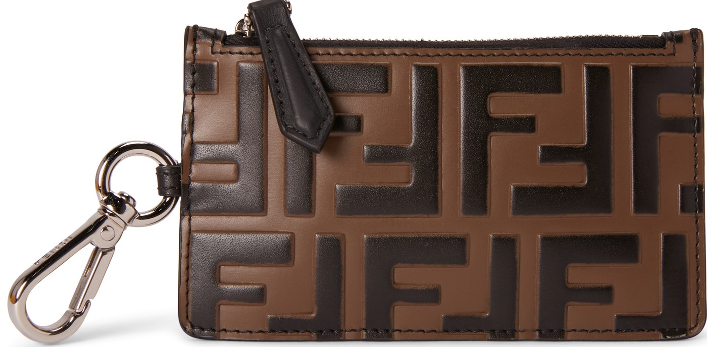 b9deda379bad Fendi-Coin-Purse-Zucca-Calfskin-Tobacco-Black-Studio-11 - StockX News