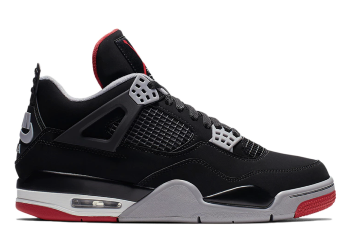 The Air Jordan 4 Bred Is Already Doing Major Numbers