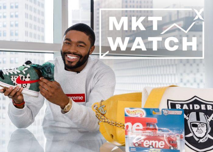 StockX MKT Watch: SB Dunk Comeback, Supreme Kid Cops, and Supreme Turns 25
