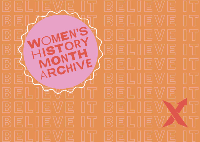 Women's History Month Archive