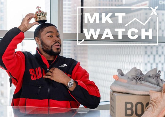 StockX MKT Watch: Yeezy 350 Comeback, TNF Goes South, Susan's Set to Drop