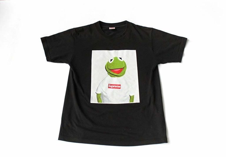 a71ba0d4e53c Although, he will remain eternalized through his music and this gnarly  photo tee. RIP to a real one and a rock and roll OG. 2008: Kermit The Frog
