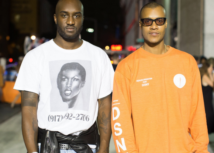 Off White SS19 and Heron Preston SS19 Are Now Available On StockX