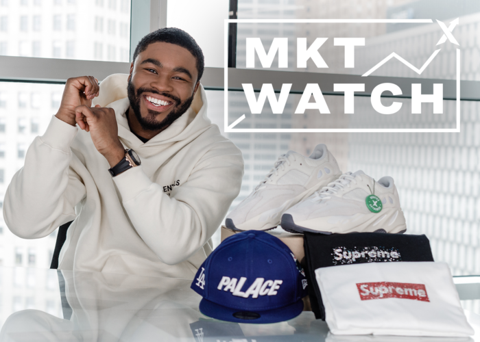 StockX MKT Watch: New FOG Drops, Supreme Swarovski Stunts & Jordan 4 Breds.