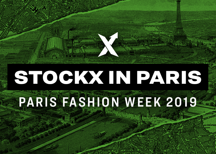 Everything You Need to Know About StockX Paris Fashion Week