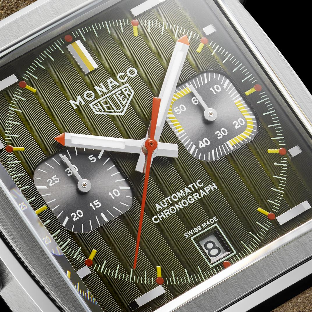 9d0a74c48dc TAG Heuer Celebrates 50 Years of the Monaco - StockX News