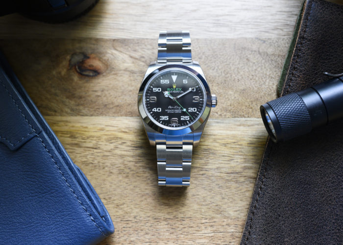 In-Depth Review: Rolex Air-King 116900