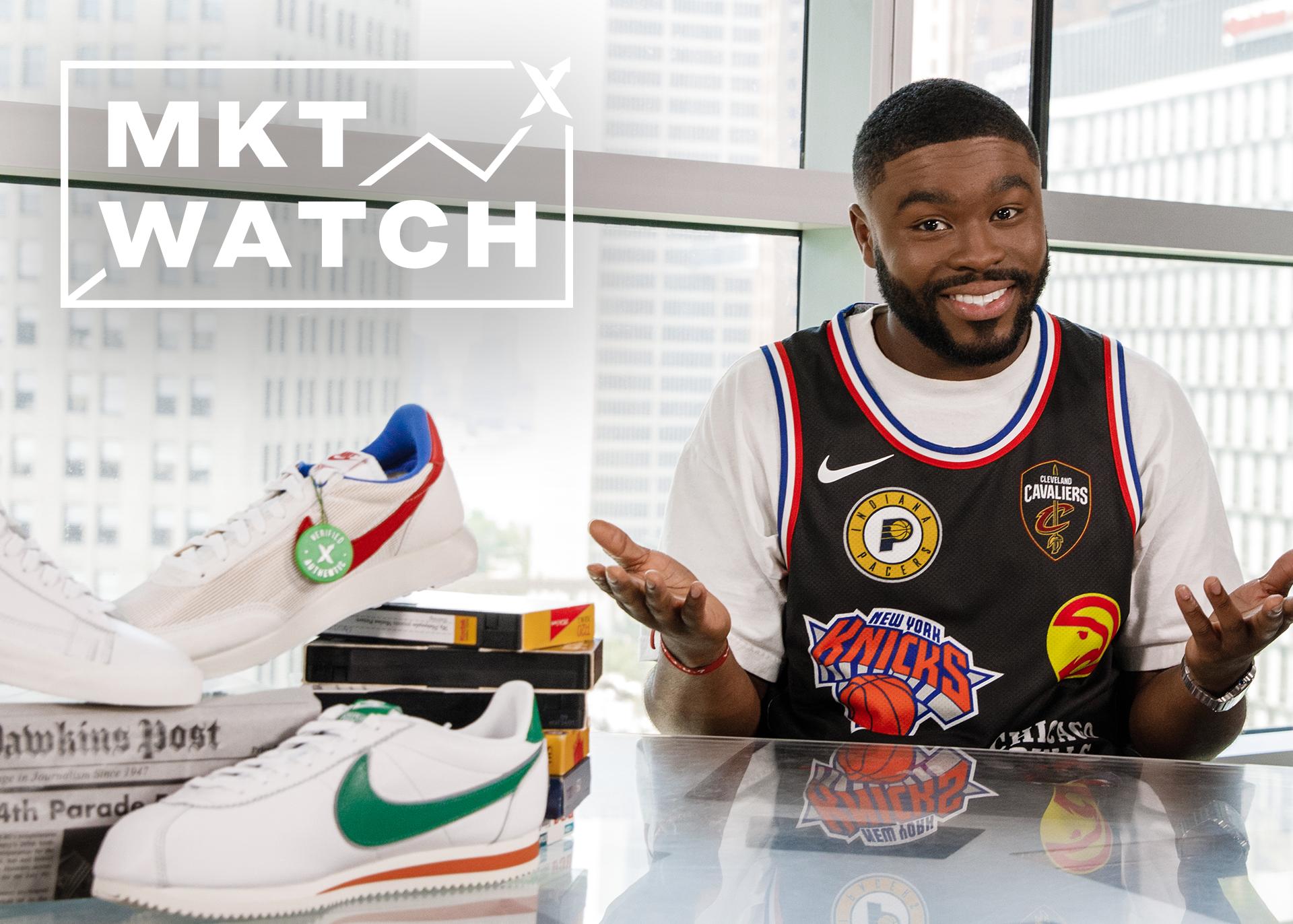 8e8c2e67 StockX MKT Watch: Stranger Things Nikes, Supreme Headband Heat & Yeezy  Lundmark Launch