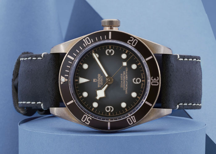 Get Tudor's Latest BB Bronze with 3,6,9 Dial for Just $369
