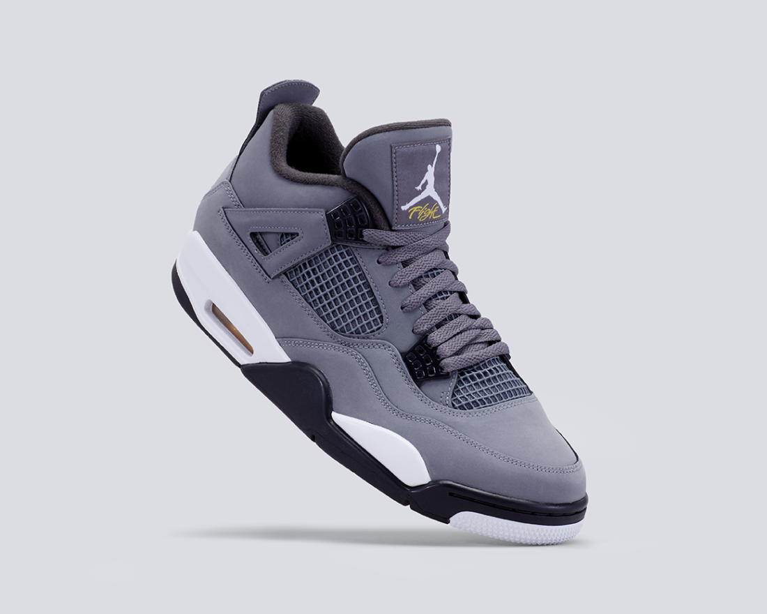 c555e2a1 The Air Jordan 4 Cool Grey - By The Numbers - StockX News