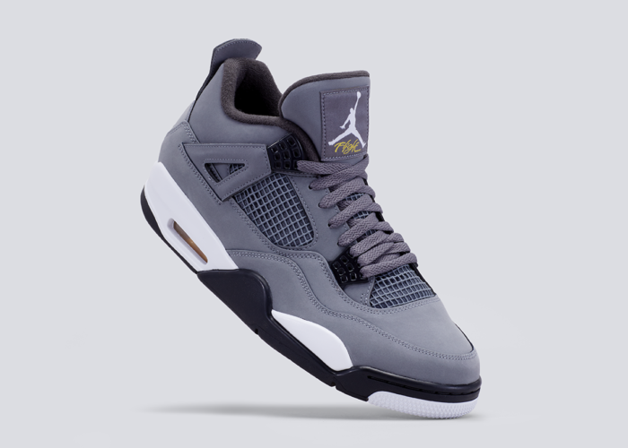 The Air Jordan 4 Cool Grey - By The Numbers