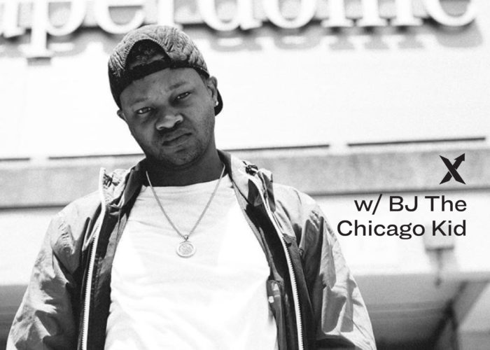 That's 5: CHI   BJ The Chicago Kid