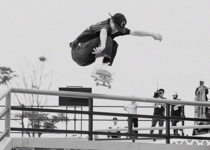 Summer X Games: An Interview with Alexis Sablone