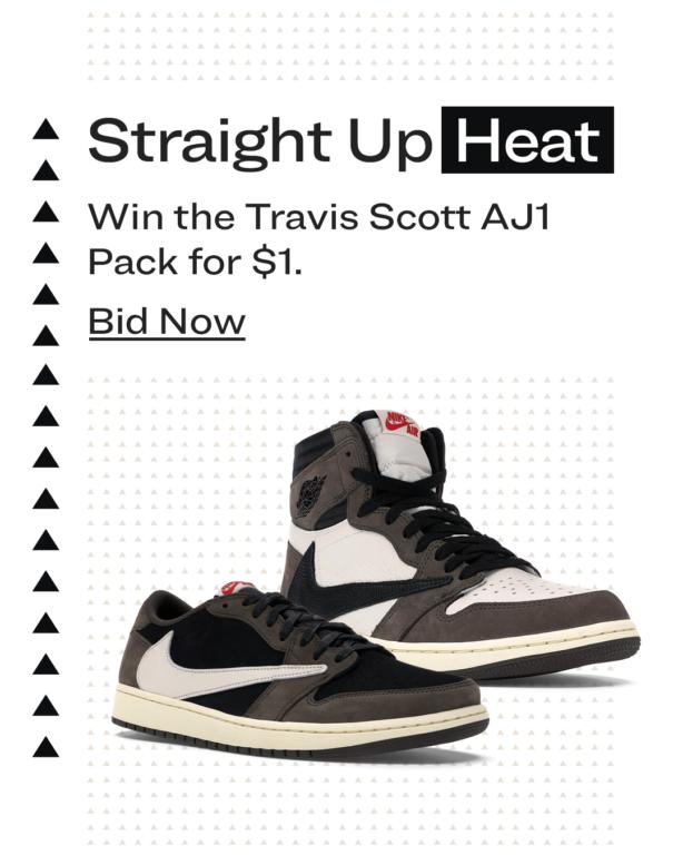 Rodeo: Travis Scott AJ1 Pack ReStockX
