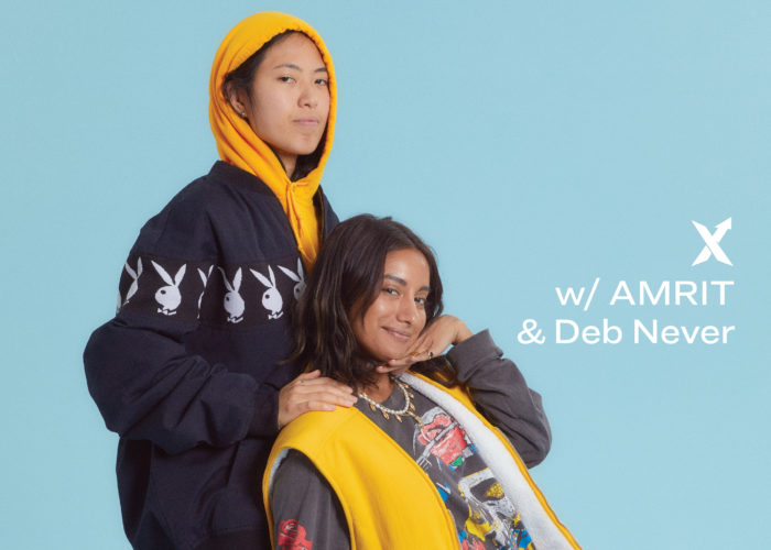 That's 5: DET   AMRIT and Deb Never