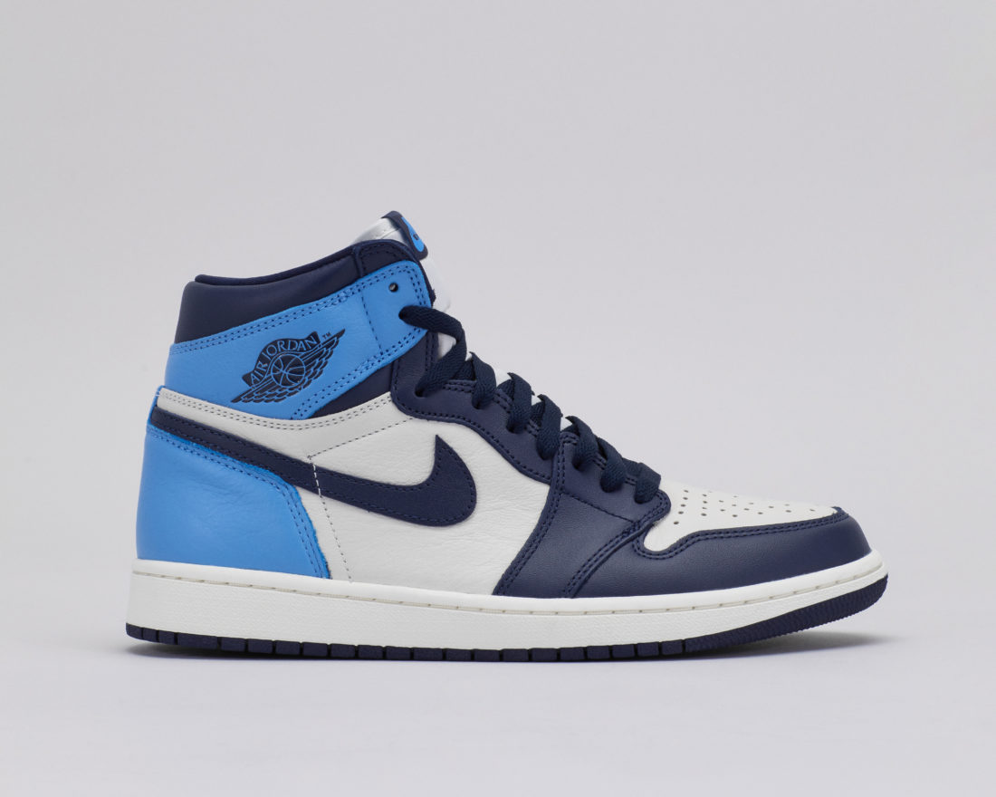Air Jordan 1 Retro Obsidian UNC - By The Numbers - StockX News