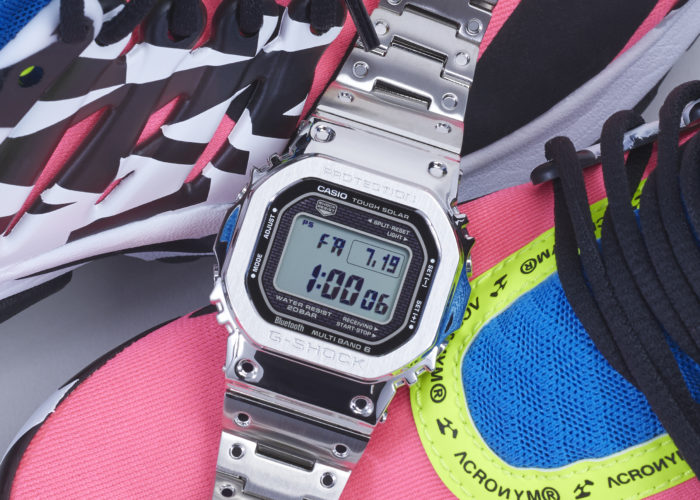 Fresh Set: What does G-Shock have to do with Hip-Hop?