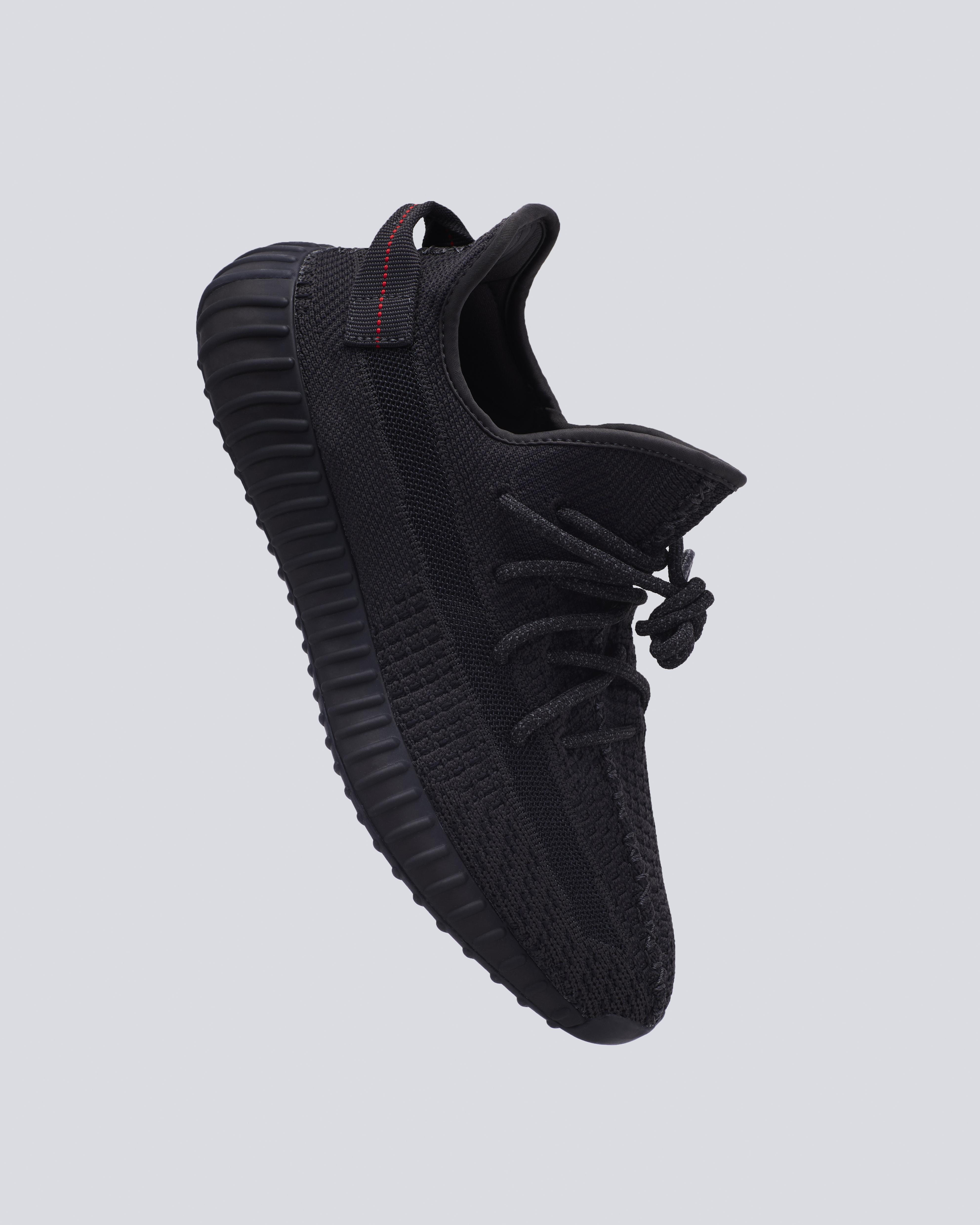 black yeezy