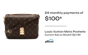 Buy Your Dream Bag Now Pay Later With Affirm Stockx News,Beautiful Blouse Back Designs 2020 Latest Images